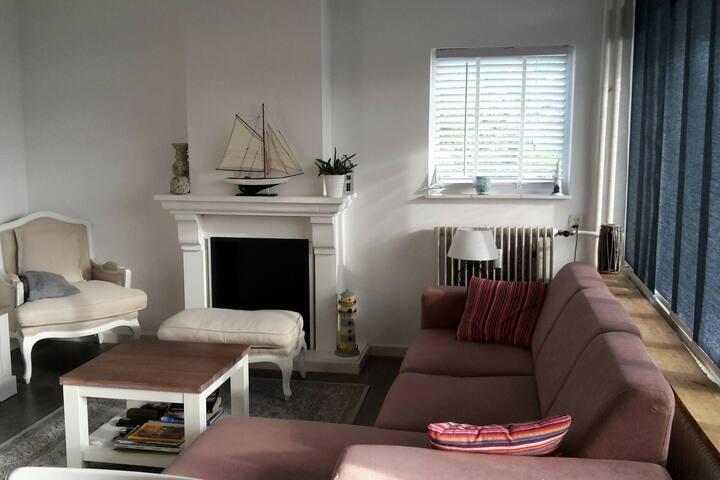 Cozy Apartment in Noordwijk with Balcony