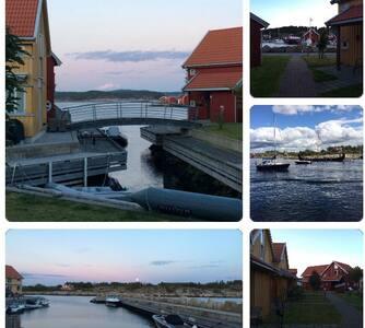 Sjøbu i vakre maritime omgivelser! - Skjærhalden - Wohnung