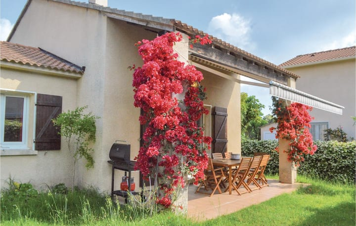 Awesome home in Cervione with WiFi and 3 Bedrooms