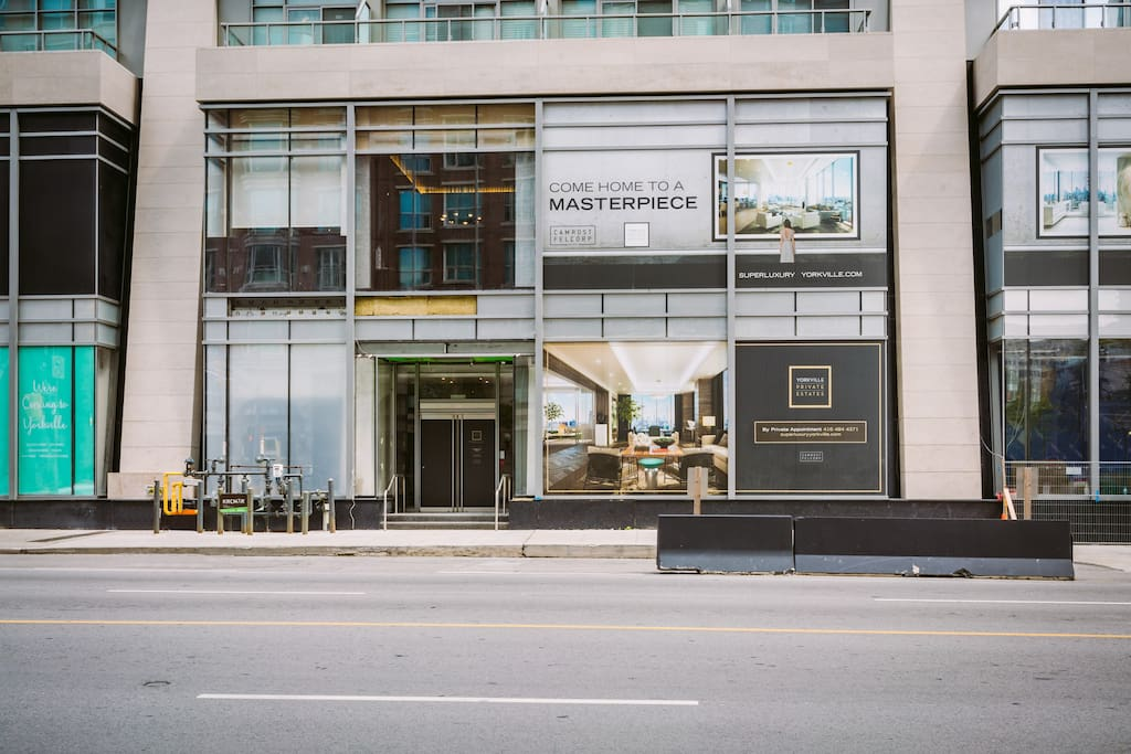 Yorkville Dream Yonge Amp Bloor Serviced Apartments For