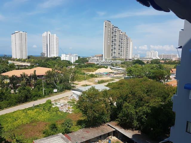 Kosin Room Jomtien/Pattaya 54 m² Meerblick