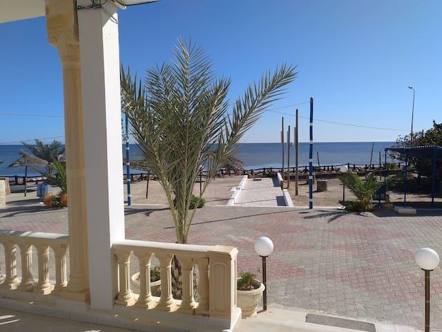 Résidence et camping El Kahena