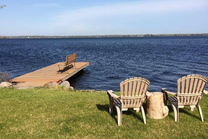 Beautiful Bay of Quinte Waterfront Cottage