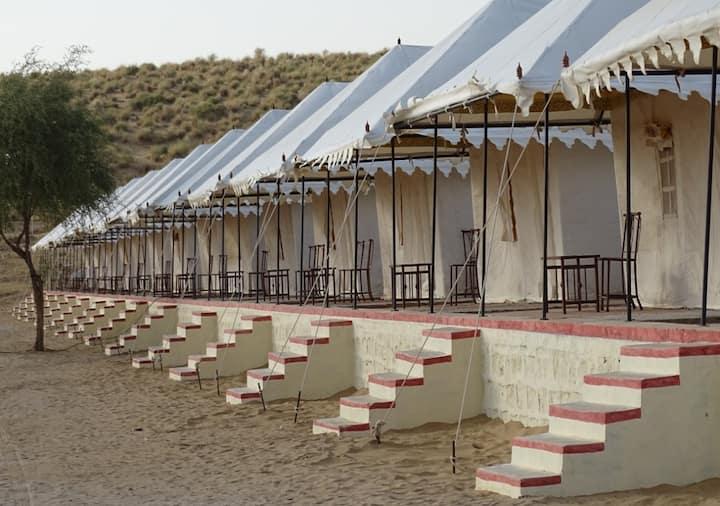 Welcome Desert Camps Super Deluxe Room