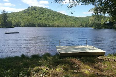 Jewett Pond Retreat