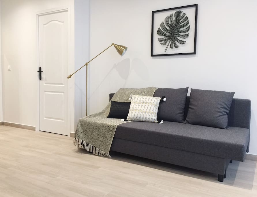Welcoming Sofa