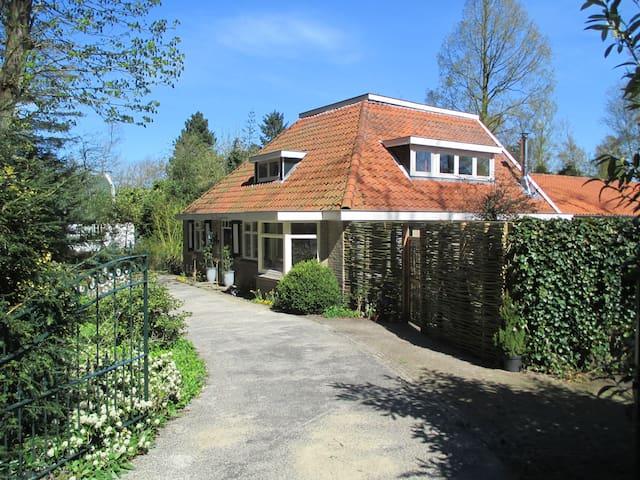 Gastvrij appartement Schoorlse duinen - Schoorl - Wohnung