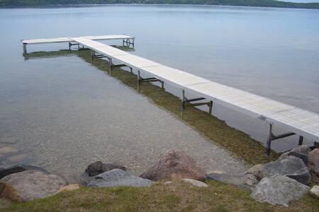 Torch Lakefront Cottage 6 - Alden - Cabin - 1