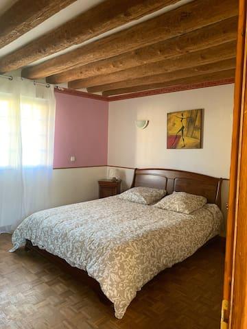 Rdc chambre 2 avec lit 160