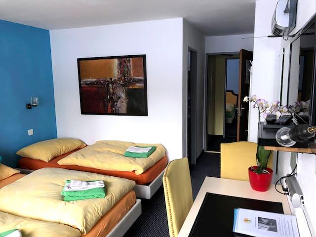 Matterhorn Golf Hotel - Triple Room