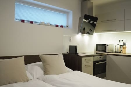 "AP 10 - HRADEC APARTMENTS  ""Overnight Simply"""