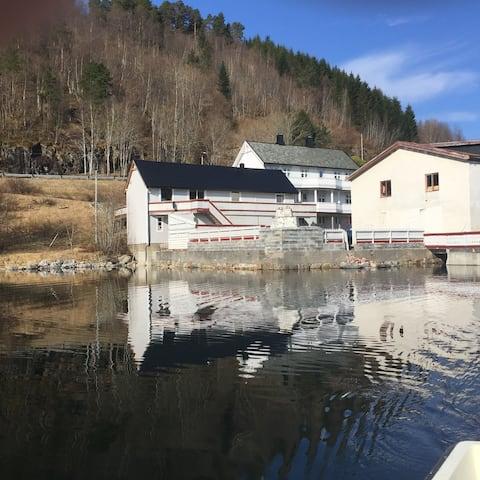 Kjørsvik brygga - Enge