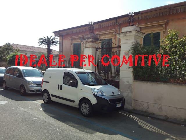 Torre Faro Villa Perpetua