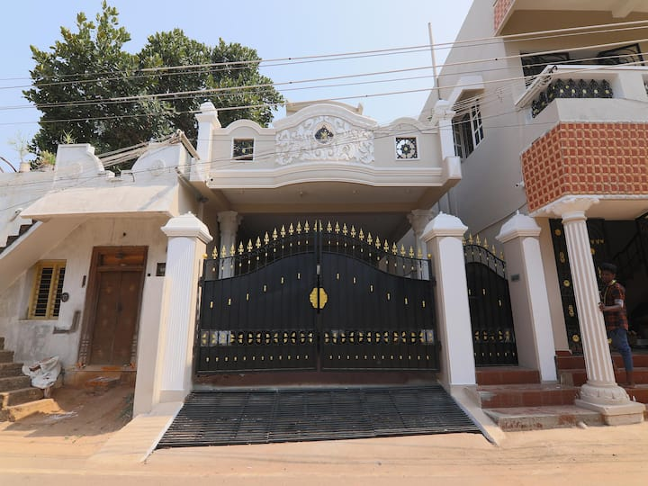 OYO - Best Deal! Elegant 1BR Homestay in Pondicherry