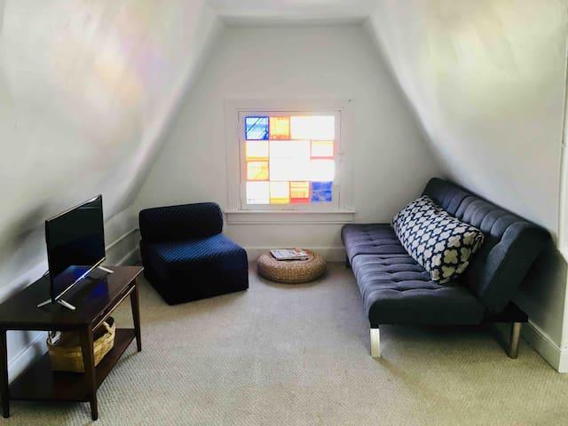 Attic Family Room