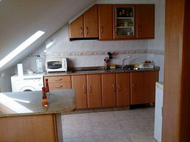 Apartamento en pleno centro - Cangas de Morrazo - Leilighet