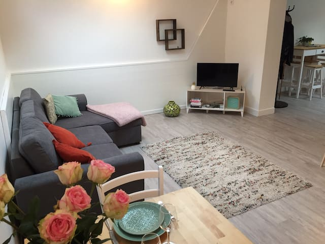 Cosy flat close to the city center WiFi & Netflix