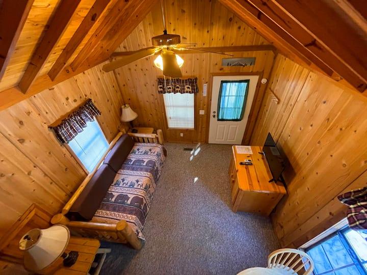 Mount Shasta Tiny House Cabin 102