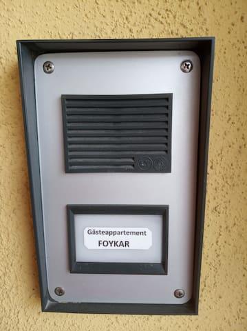 """""""Gästeappartement"""""""
