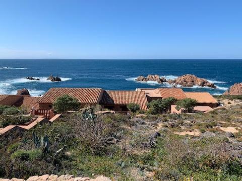 Romantica e Accogliente casa  in Costa Paradiso