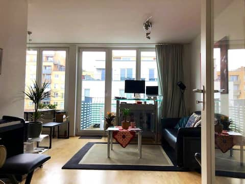 Bright fully furnished home (office) in Mitte