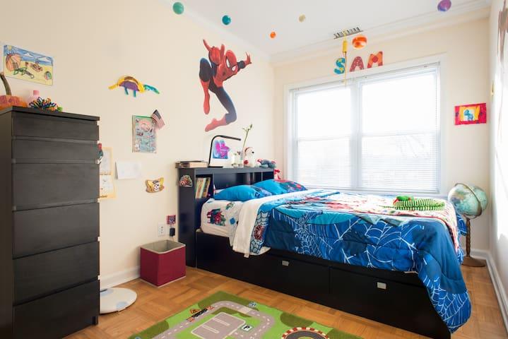 Quiet stay in a Brookline Village - Chestnut Hill - Apartamento