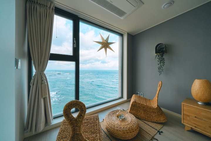 Joy House - Sunset Room B 바다 전망 Sea View