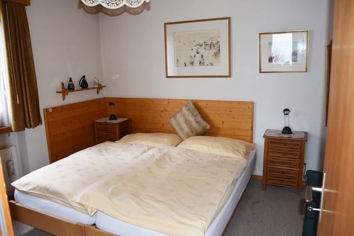 self catering apartment 611 Eiger Residence - Mürren - Appartement