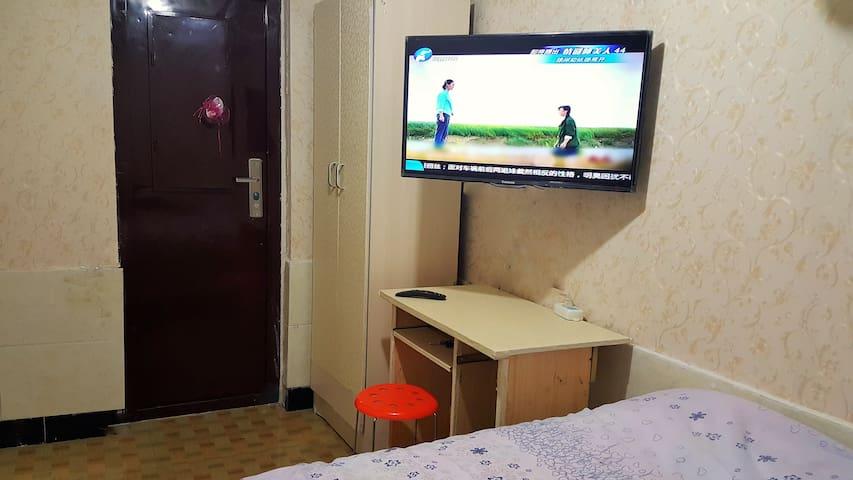 5号地铁天通苑站温馨房1-(7分钟步行到地铁)Room1 close to tube - Beijing - Apartment