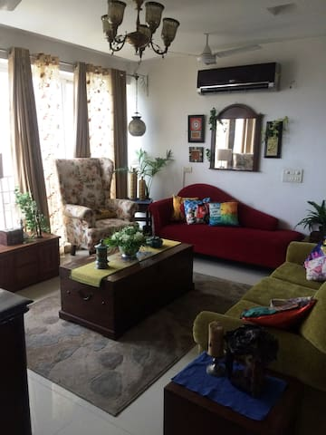 A home away from home - Sahibzada Ajit Singh Nagar - Wohnung
