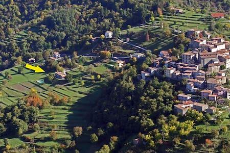 Charming villa, where Tuscany meets the sky! - Sillico - 別荘