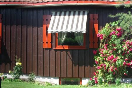 Hus sentralt på Østre Toten