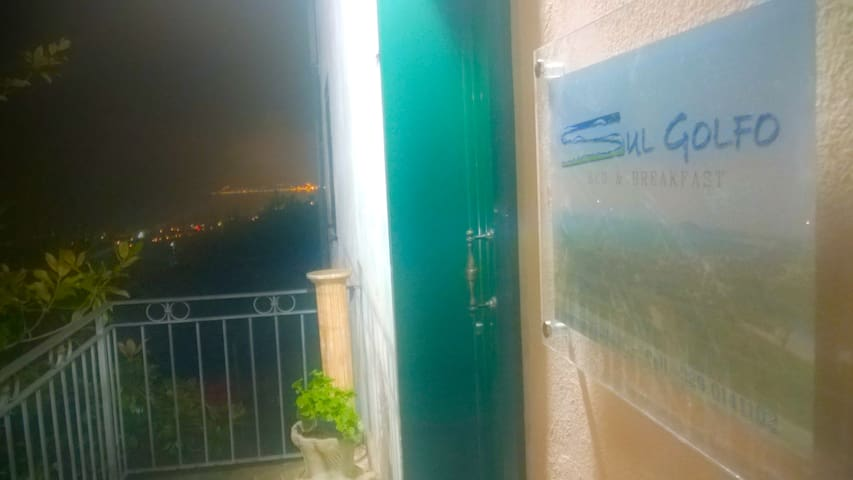 "B&B Sul Golfo - Camera ""Formia"" - Trivio - Szoba reggelivel"