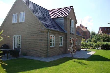 Newly built house in Copenhagen - København