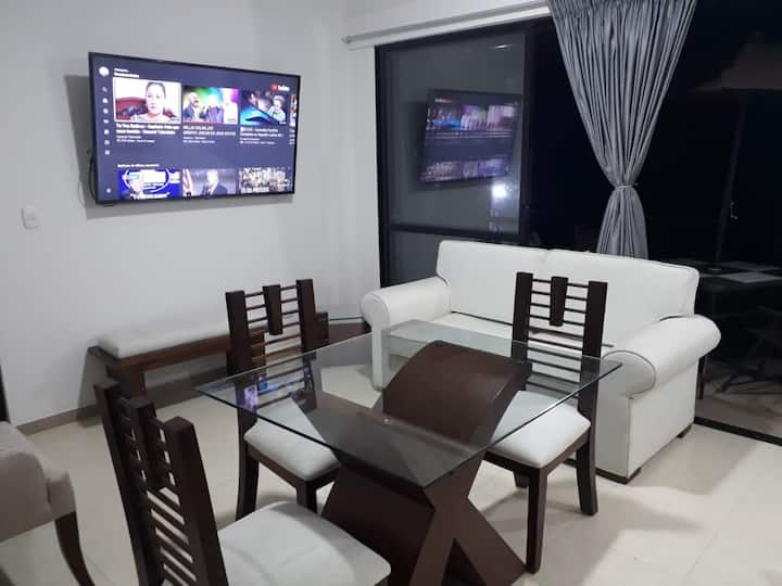 All Inclusive-Brand New Gorgeous Apartment