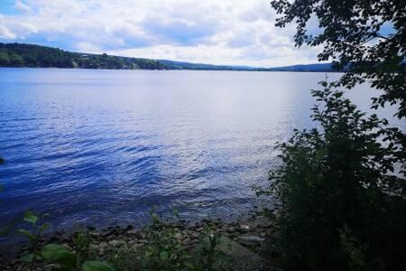 Propriété avec vue sur le lac William