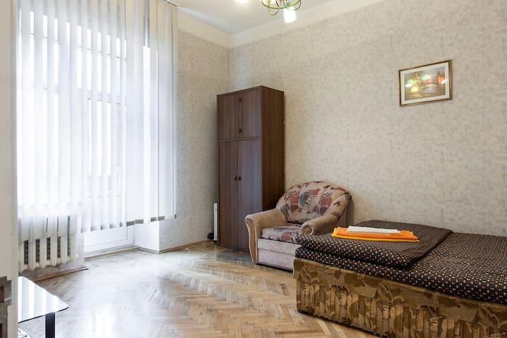 Kiev-Absolut apartments center1room - Kiev - Apartment