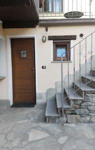 Soggiorno romantico in Valtournenche - Valtournenche - Apartment