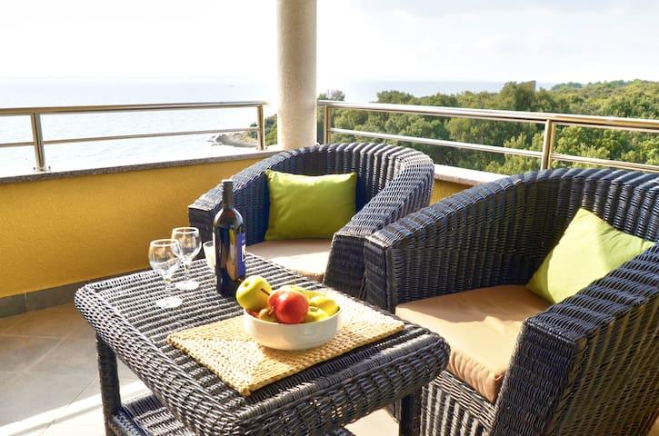 Success Apartment 6 Kožino, Zadar, beach area