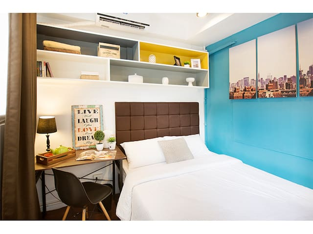 HOMEY AND COZY | 1BR IN MAKATI (03)