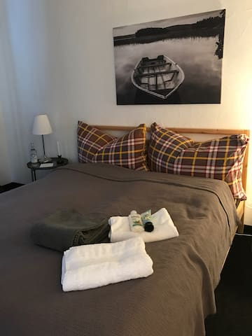 Gemütliches Zimmer an top Lage - Davos Platz - Bed & Breakfast