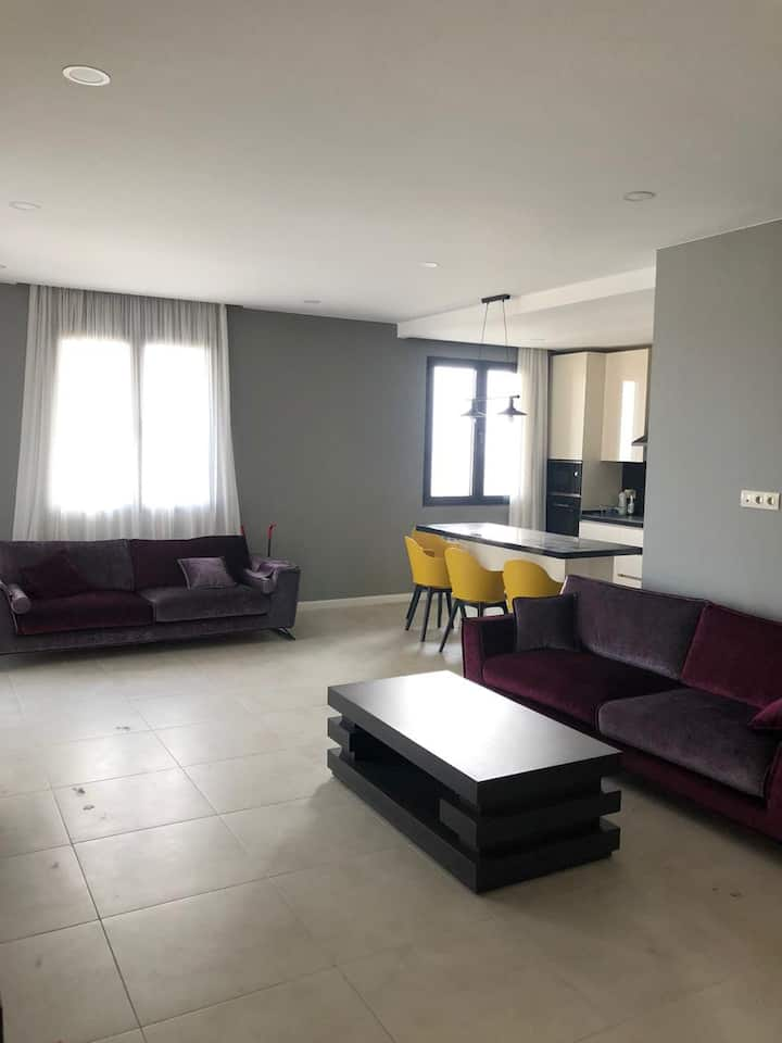 2 bedroom modern apartment in TBILISI GARDENS