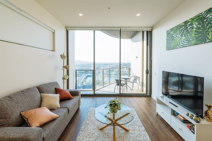 Sensational 1 Bed Apt in the Heart of SouthBank