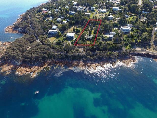 Driftwood ~ Mountain Views, Beaches and Coves - Coles Bay - Maison