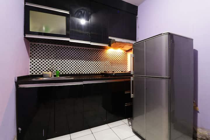 Studio Room at Dinda Apartemen Tangerang