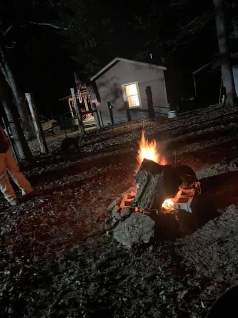 Backwoods Cabin