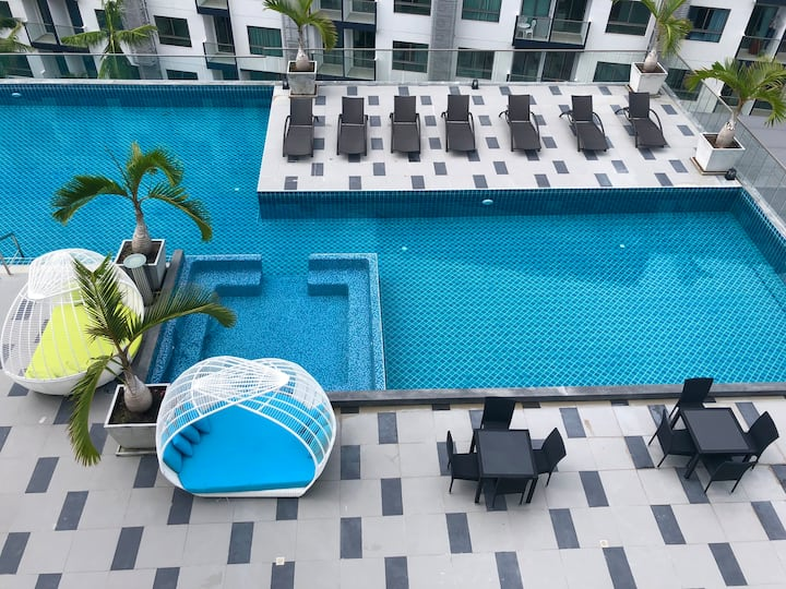 Arcadia Beach Resort阿卡迪亚海滩度假村A27