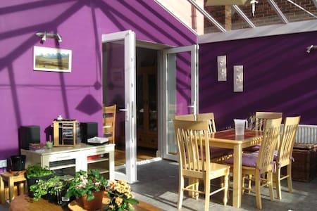 2 Beds, Private Bathroom, Breakfast in Sandyford - Talo