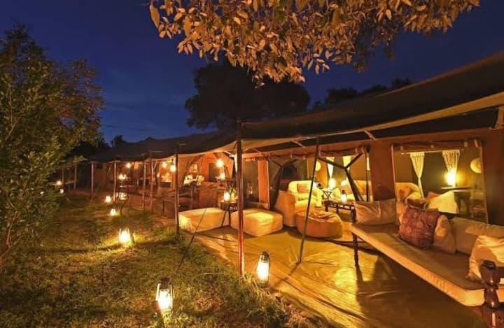Luxury  Camp Nanyuki