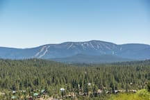 View of Northstar Ski Area